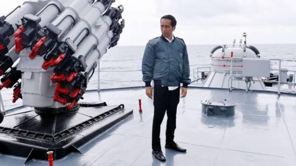 """Indonesia bác bỏ yêu sách """"đường chín đoạn"""" của Trung Quốc"""