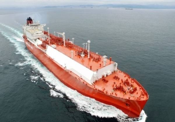 The 3 Korean companies won the largest LNG shipbuilding contract in history